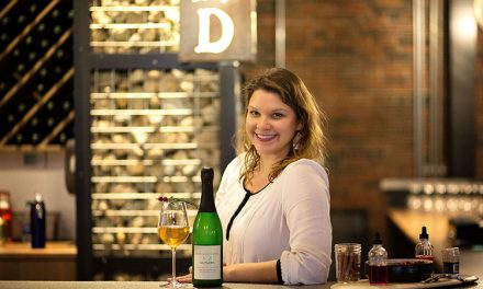 Behind the bar with Maureen Bauer