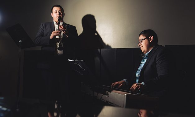 Music students from IUSB contribute to Grammy-winning project