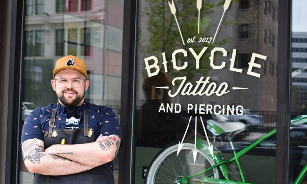 South Bend man uses passion for art to create custom tattoos