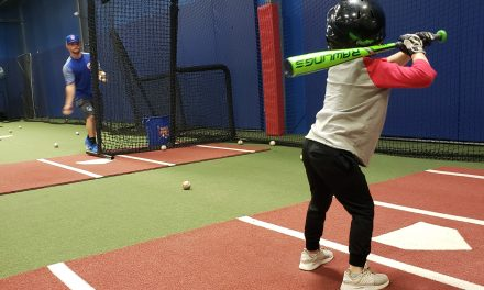 South Bend Cubs Performance Center offers batting cages open to public