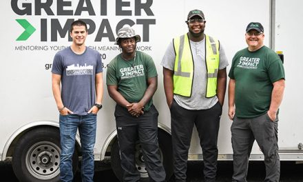 Greater Impact Lawn Care seeks to mentor youth through meaningful employment