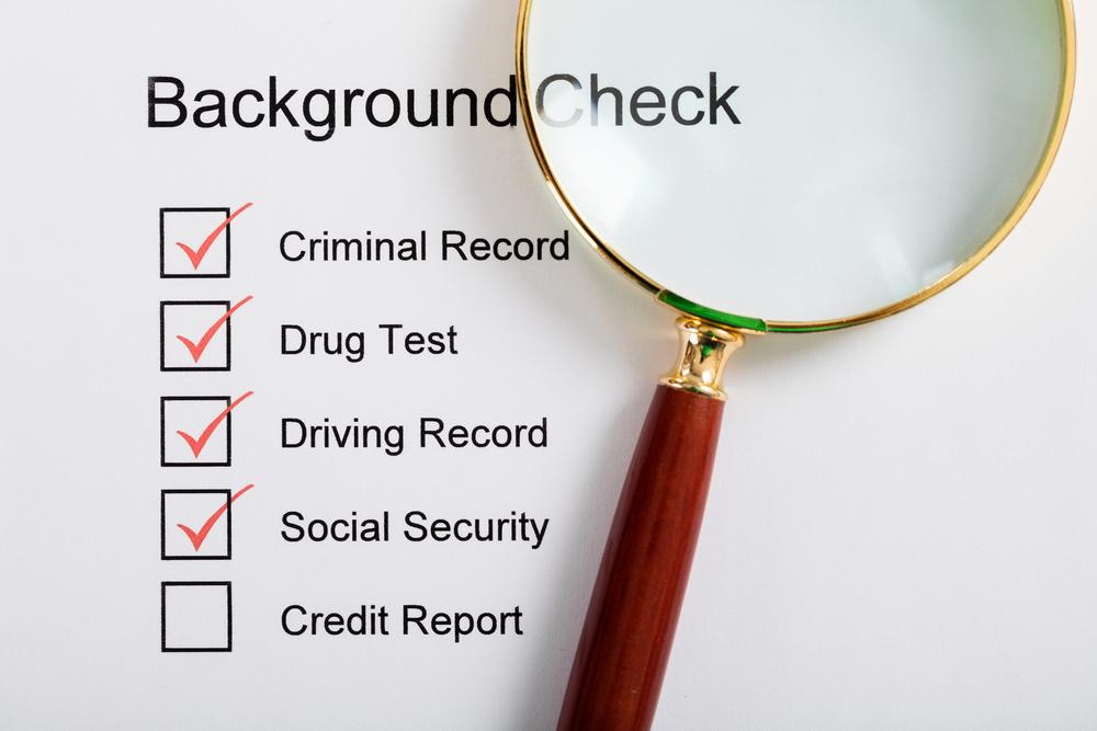 Background Checks, Investigator
