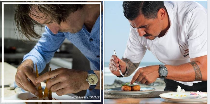 Chefs Richard Neat and Randy Siles: Four-Hands Dinner