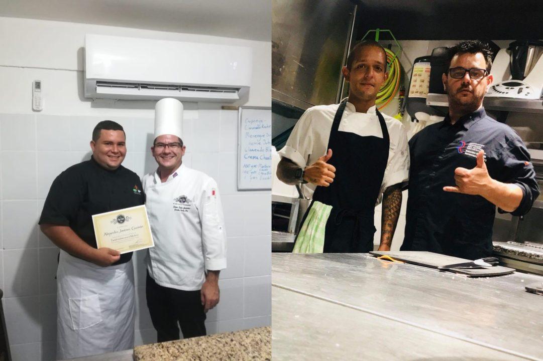 From Costa Rica to Europe: Academia Artesanos de la Gastronomía's Youth Trains at Prestigious Culinary Institutions