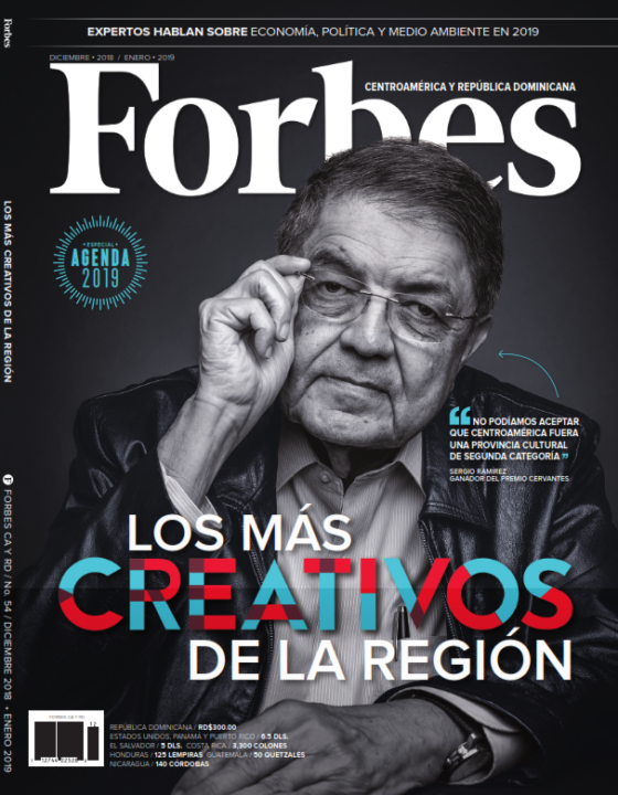 Randy Siles Among The Most Creative in Latin America