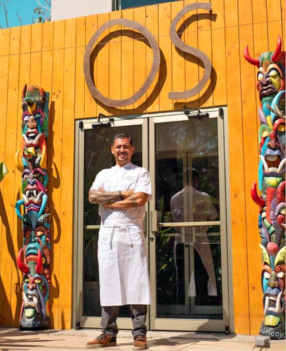 Chef Ambassador Randy Siles Opens New Restaurant