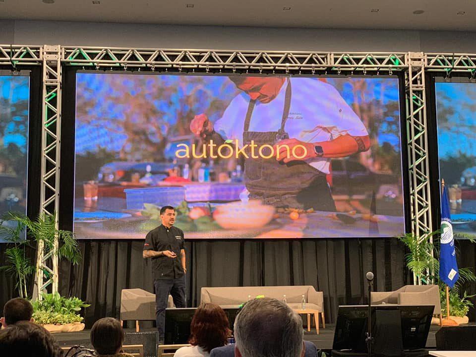 Autóktono Presenta en la Conferencia Planeta, Personas, Paz (P3)