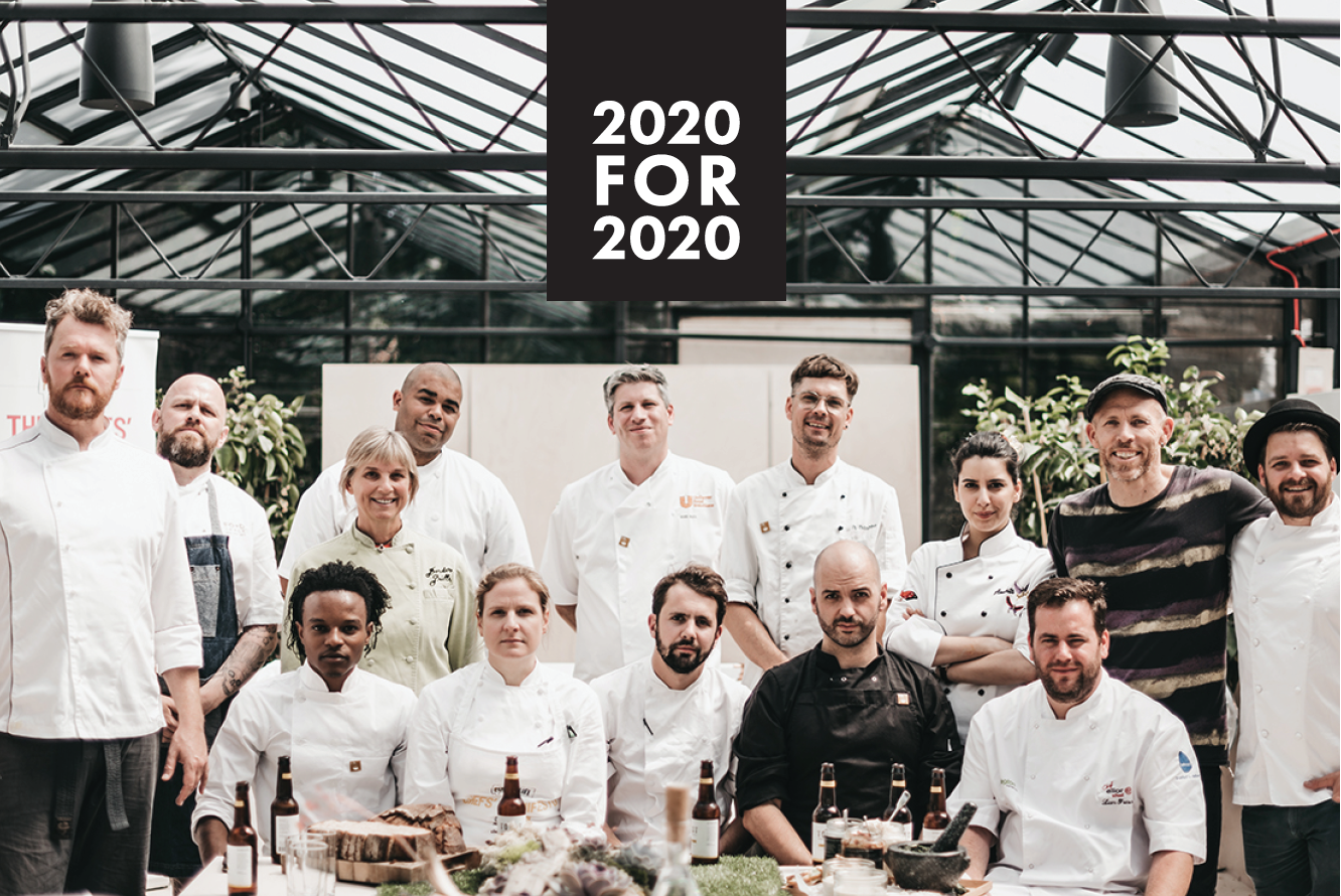 """AUTÓKTONO Joins """"2020 for 2020"""" – A Global Chef Movement for Food Diversity"""