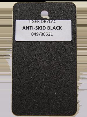 Anti Skid Black Powder Coating Utah