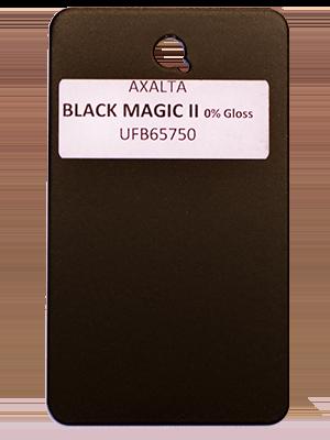 Black Magic Powder Coating