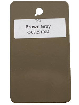 Brown Powder Coating Colors