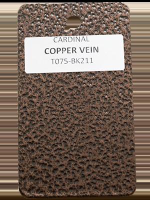 Copper Vein Powder Coating Utah
