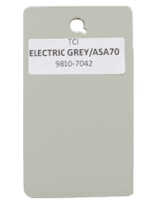 Electric Grey Powder Coating
