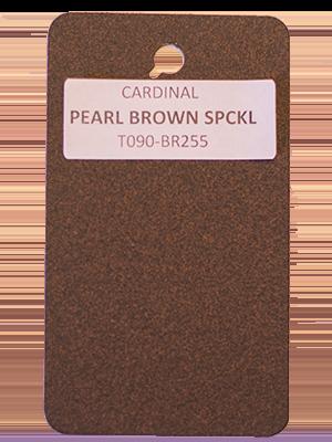 Pearl Brown Powder Coating Utah