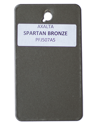 Spartan Bronze Powder Coating