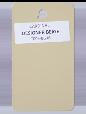 Designer Beige Powder Coating Utah