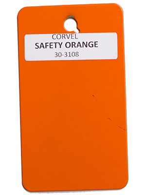 Safety Orange Powder Coating Utah