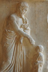 father son roman adoption