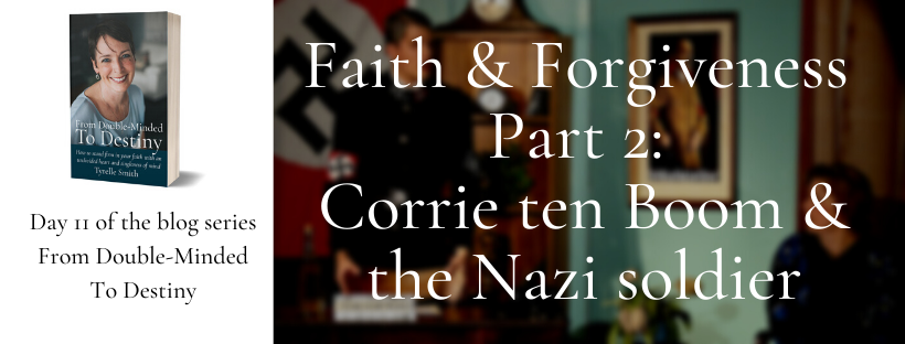 corrie ten boom and nazi soldier