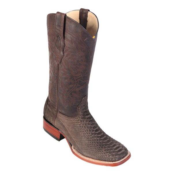 Los Altos – Mens Wide Square Toe Boots