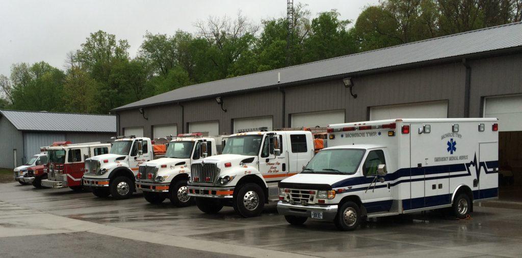 Lucas Volunteer Fire Department