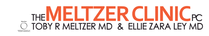The Meltzer Clinic PC Logo