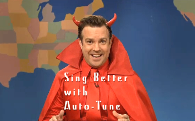 Is Auto-Tune Really the Devil
