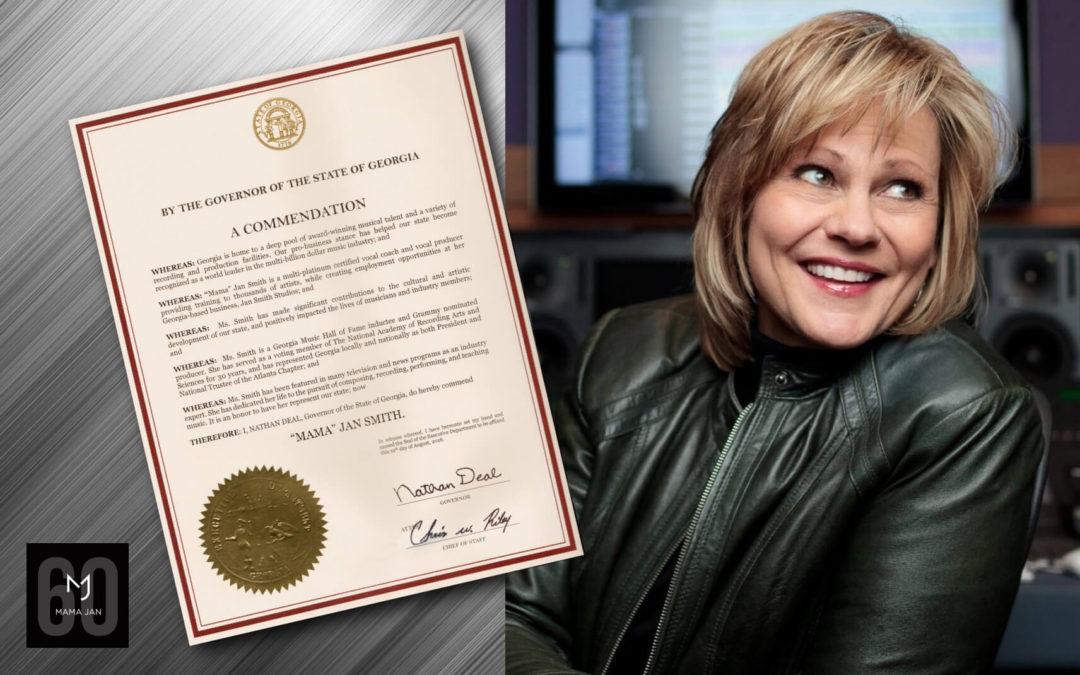 Governor Award