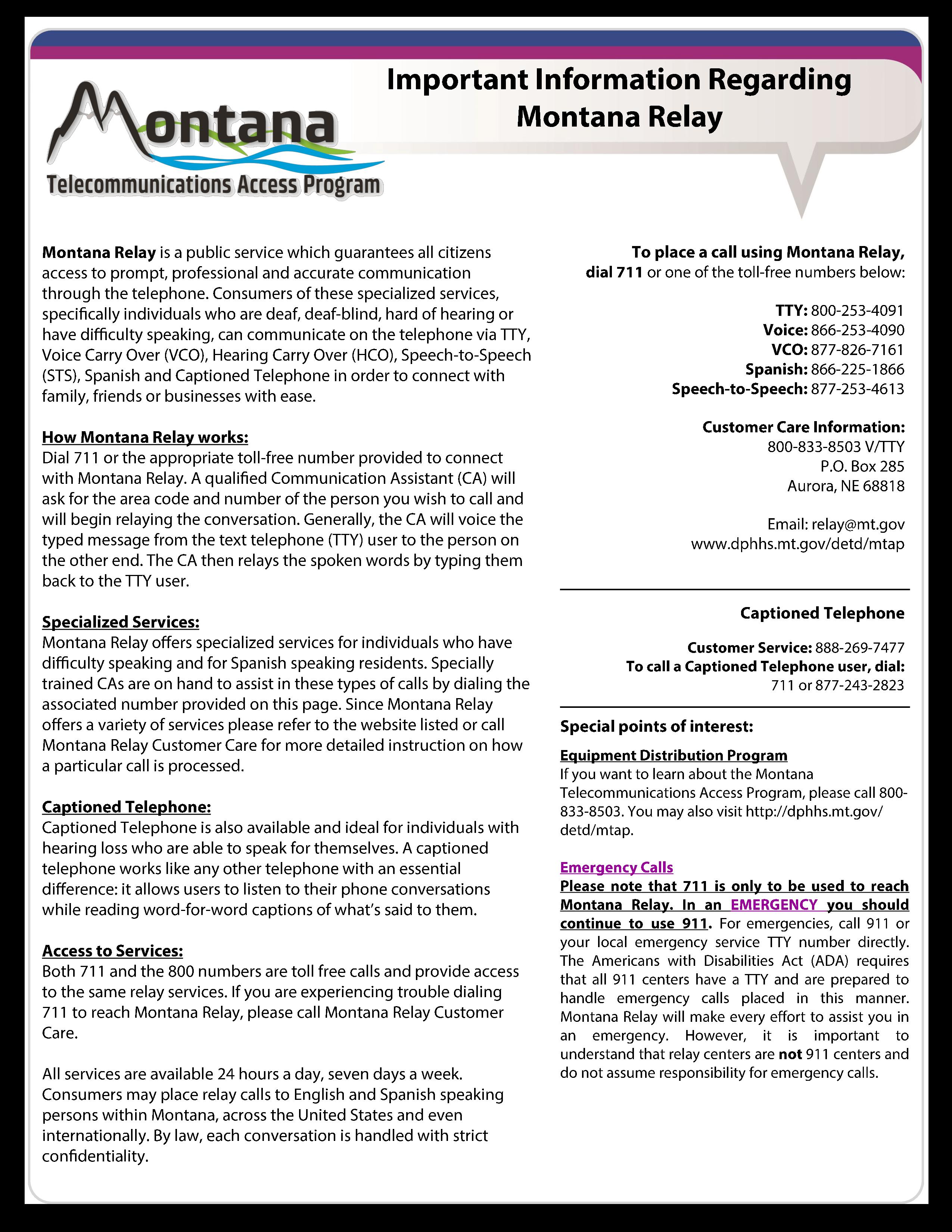 Southern Montana Telephone