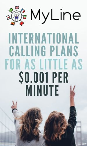 MyLine international calling service
