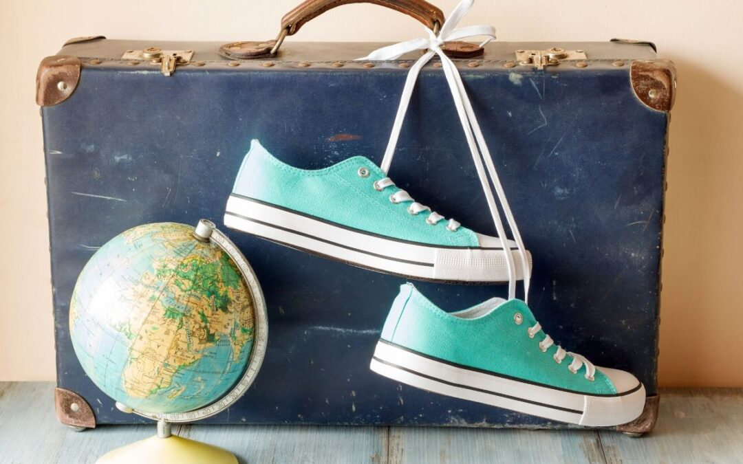 Top Tips on Packing Shoes for Travel