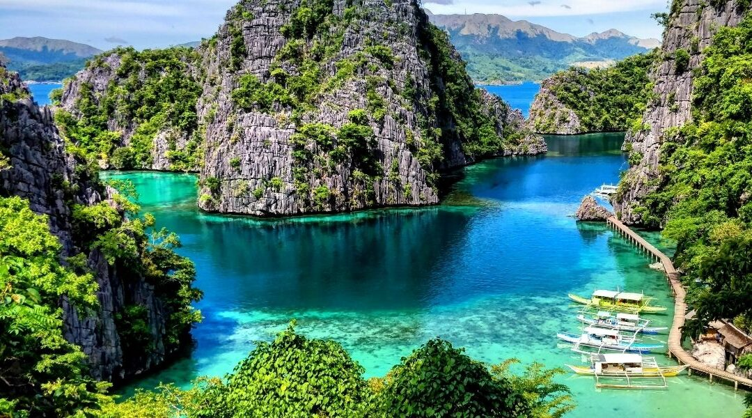 Tourist Spots in the Philippines You Shouldn't Miss