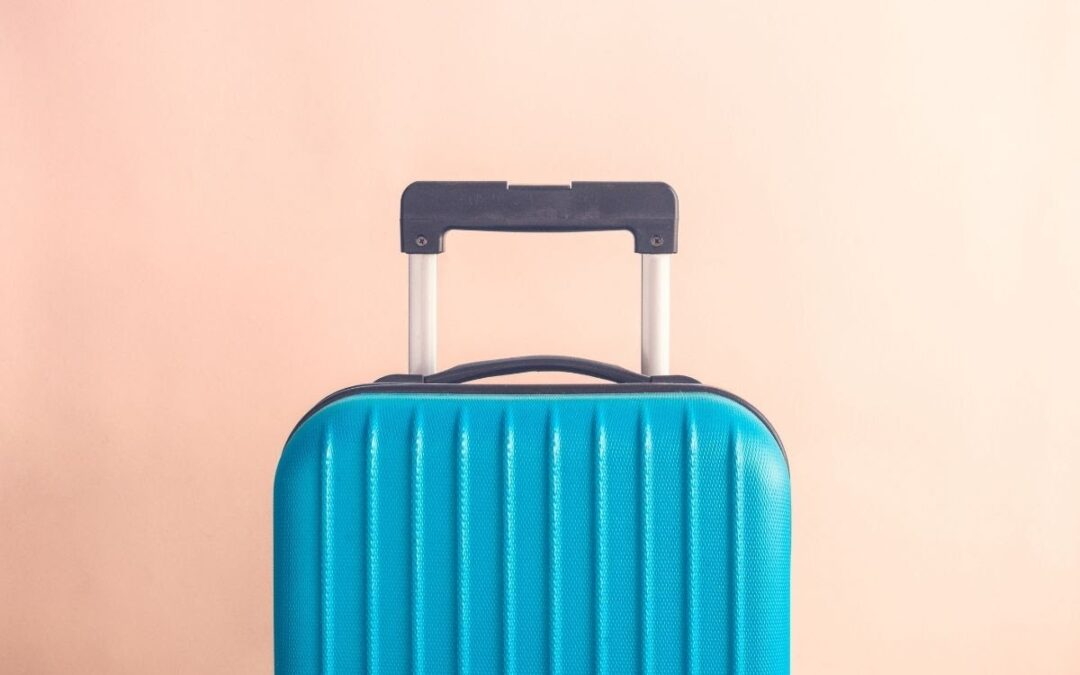 An example of the best luggage brands for travelers.