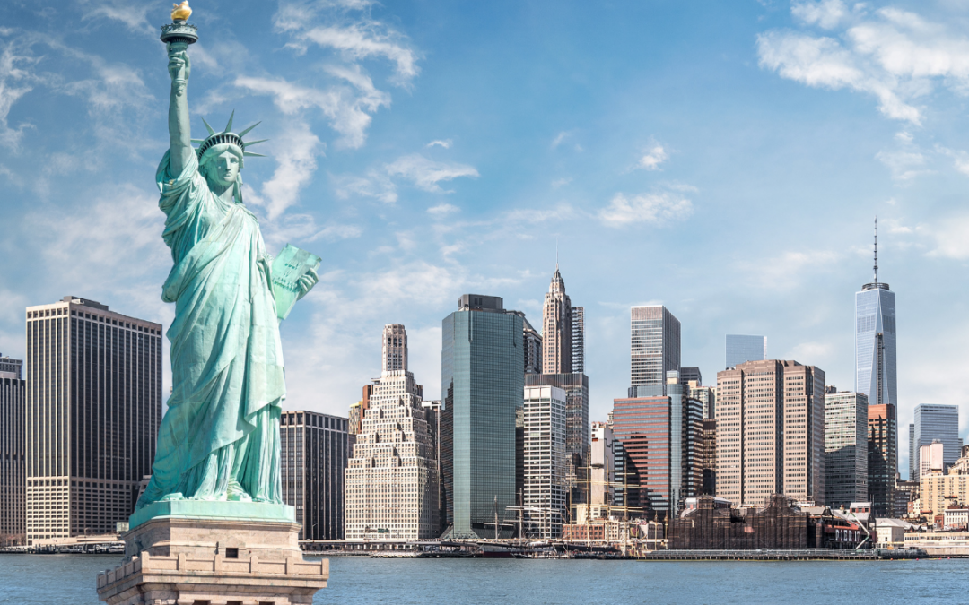 A view of best places in New York City