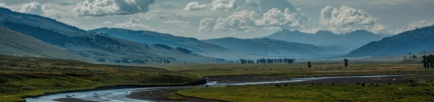 Visiting the geysers and springs is one of the best things to do in Yellowstone National Park.