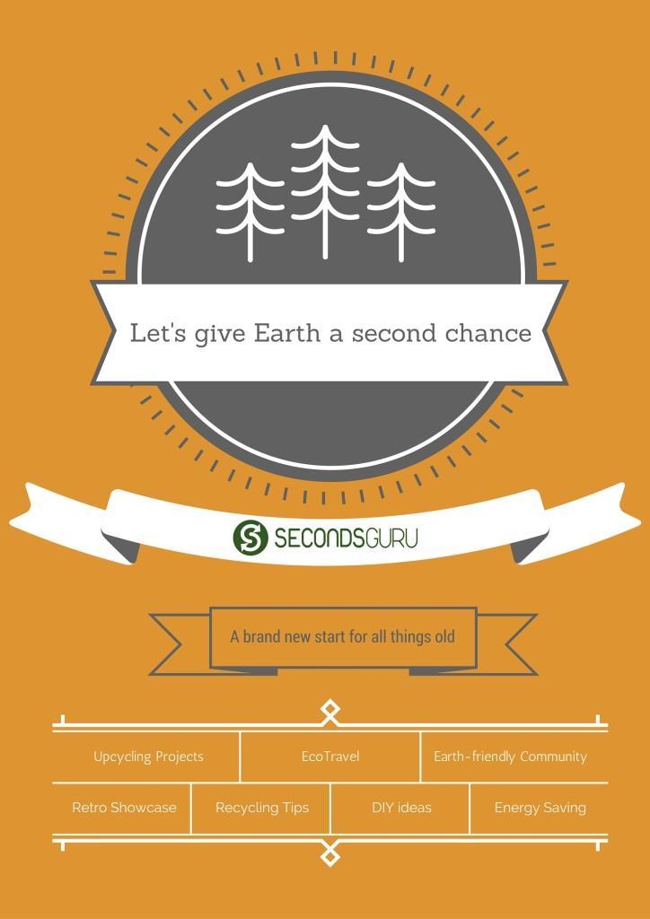 Secondsguru- A Second chance to planet Earth