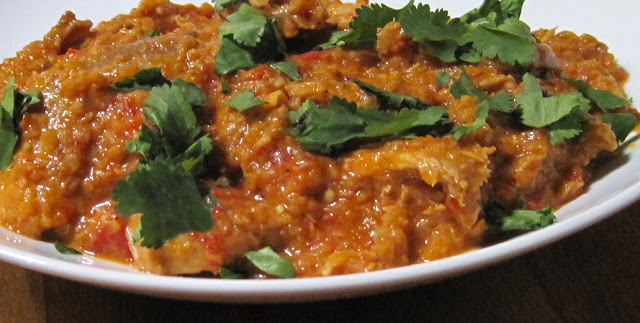 Thanksgiving leftovers recipes - Turkey curry