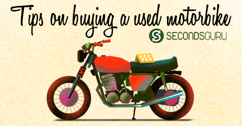 Tips| How to buy a Used Motorbike- Looking to buy a used motorbike? Here are our tips for a better deal and a trouble-free ride . Click through to find out more