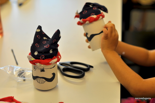 Can crafts   Upcycle soda cans into piggy banks and pen stands in this easy activity that kids will love!