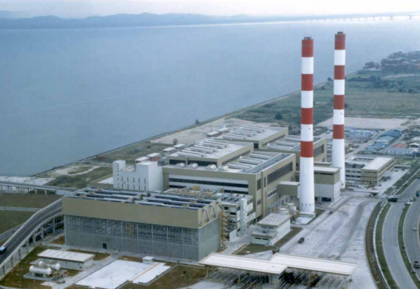 Tuas South incineration waste to energy plant Singapore