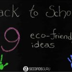 back to school 9 eco ideas
