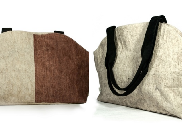 coopita barkcloth tote bag secondsguru christmas gift list