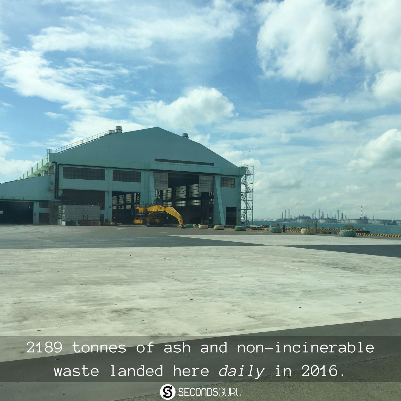 Semakau landfill singapore