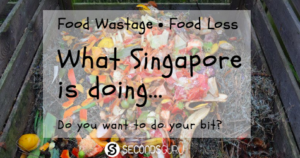 how to reduce food waste singapore food rescue