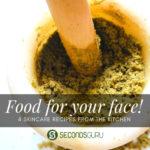 skincare natural recipes homemade scrubs and masks