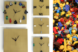 Reuse old Lego blocks