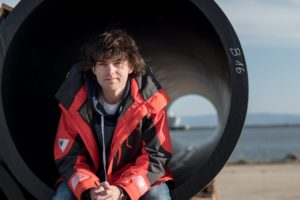 Boyan Slat Founder The Ocean Cleanup Project
