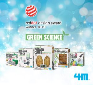 eco gift for kids science toys