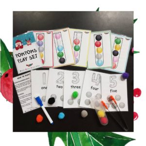 eco gift for kids personalised games