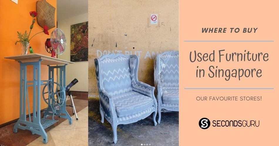 where to buy used furniture in singapore